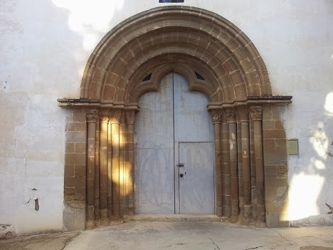 Iglesia de Santa Fe.