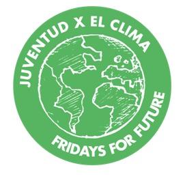 Icono del movimiento FFF juventud por el clima ®Copyright FFF España