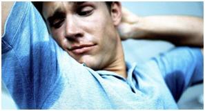 Figura 5: Ej. Imagen de hombre con prenda sudada © Copyright: NotiActual