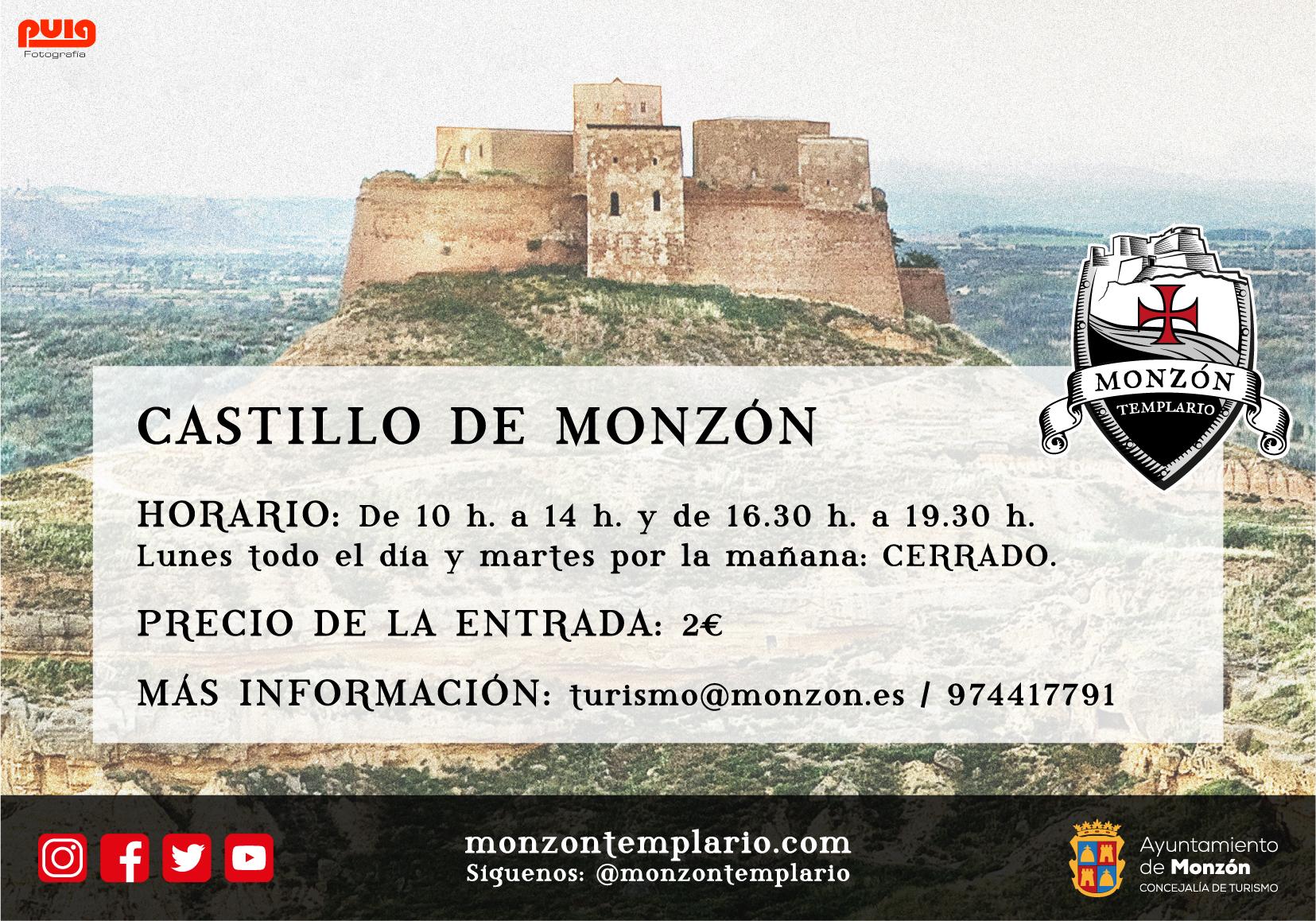 Castillo de Monzón