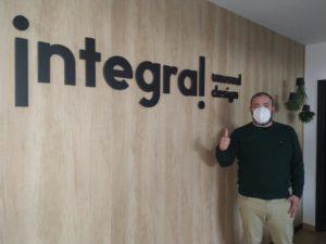 Sergio Jovellar, Integral