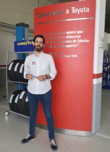 Alberto Serrano, de Automóviles Serrano