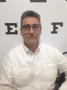 Ángel Anoro, Natural Óptics San Ramón