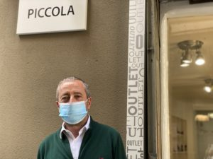 Nacho Bernard, Piccola