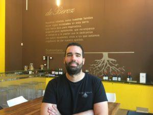 Adrián Beroz, Vermutería La Lonja
