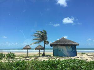 Playa de Trairi (Fortaleza). Imagen Beatriz Alvira