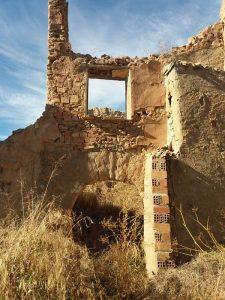 Guardia el último pueblo abandonado en el Somontano (3)