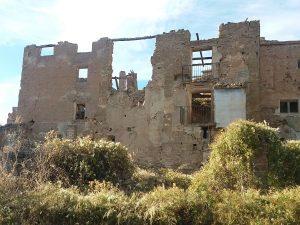 Guardia el último pueblo abandonado en el Somontano (4)