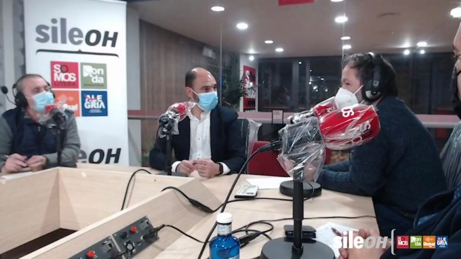 """Fernando Torres, alcalde de Barbastro: """"Hay contactos con un importante grupo empresarial"""""""