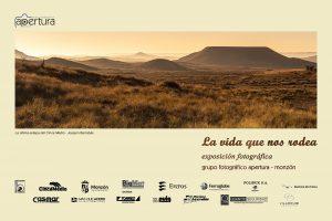 """""""La vida que nos rodea"""", exposición fotográfica por Apertura de Monzón"""