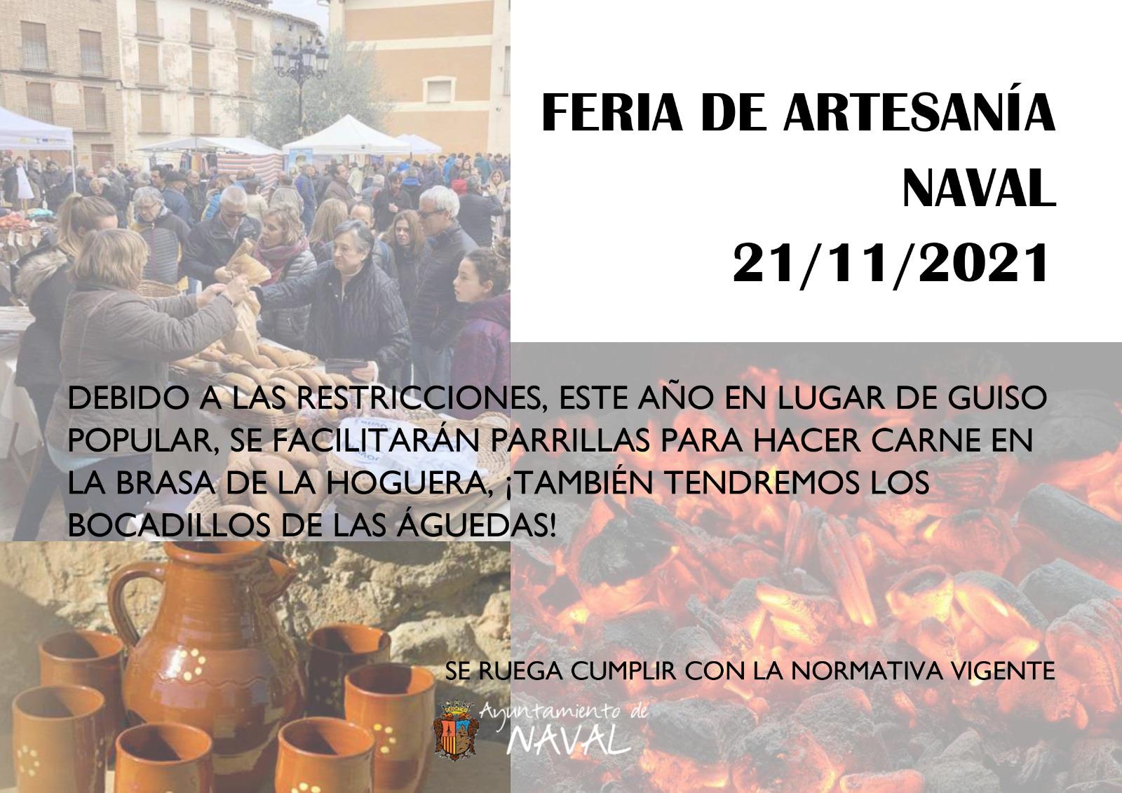 FERIA DE  NAVAL