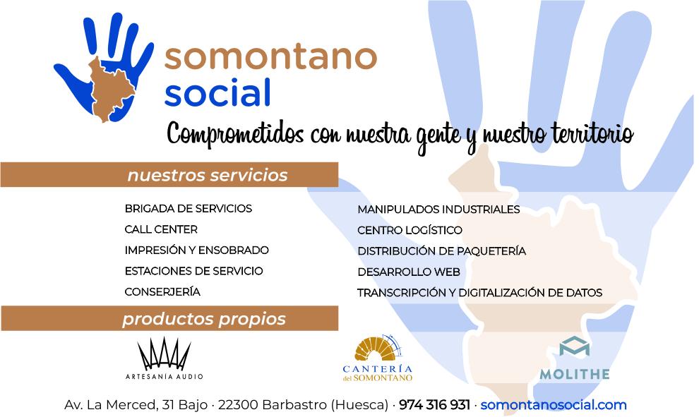 SOMONTANO SOCIAL