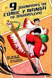 IX Edición de Jornadas de Cómic y Manga de la ciudad de Barbastro