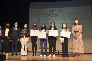 Galardonadas XXII Premio de Narrativa Escolar Ayuntamiento de Barbastro