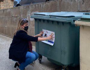 El Ayuntamiento de Estadilla impulsa un proyecto medioambiental gracias al apoyo del Inaem