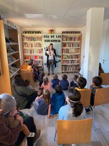 Nuevo premio María Moliner a la Biblioteca de Estadilla